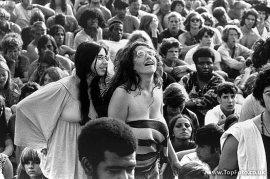 Woodstock Festival '69. Bethel, New York ©Jason Laure/THE IMAGE WORKS BLAU0093 3045 1022 1320-053