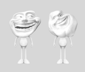 Trollface_and_Forever_Alone_Toys