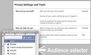 Facebook Privacy Source
